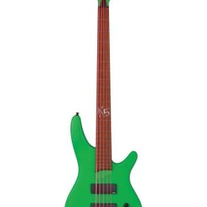 K5LTD-FGM (Fluorescent Green Matte) Fieldy - Korn signature