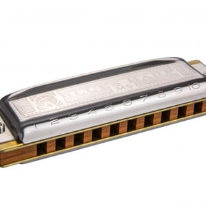 MUNNSPILL Bb HOHNER BLUES HARP