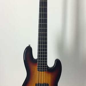 Fender Bass DLX ACT Jazz Bass V BLK