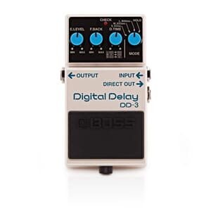 Boss dd-3 delay