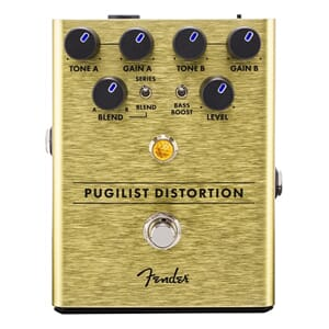 Fender Puglist Distortion Pedal