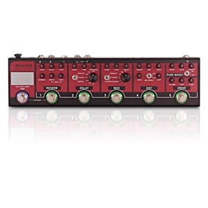 Mooer Red Truck | Combined Pedal incl