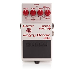 Boss Angry Driver JB-2   JHS