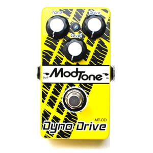 ModTone Dyno Drive Overdrive Yellow