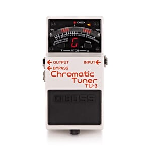Boss TU-3 Tuner Chromatic