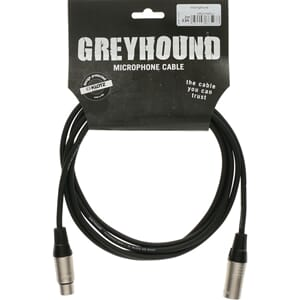 Klotz 10m Greyhound microphone Cable