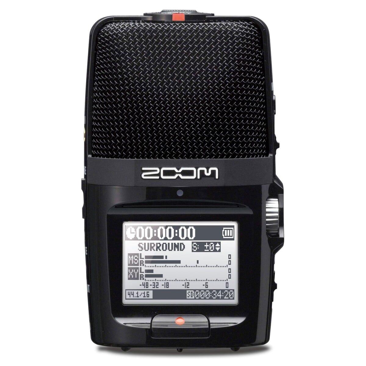 Zoom H2n Agder Lyd AS