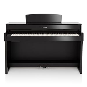 Yamaha CLP-645B Piano Black