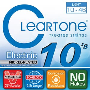 Cleartone Electric 10-46