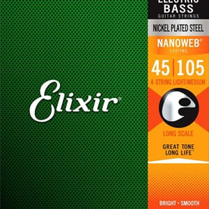 Strenger bass Elexir 4str 045-105