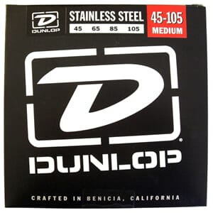 Dunlop 45-105 Bass strenger Super Bright DBSBN4510