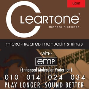 Cleartone Mandolin 10-34 strenger
