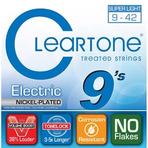 Cleartone Electric 9-42