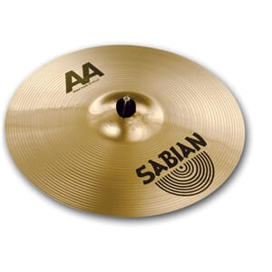 """Sabian AA Metal-X- 18"""" Crash"""