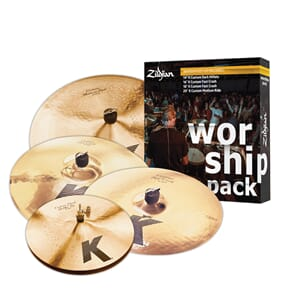 ZILDJIAN KC0801W WORSHIP PACK