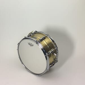 "Yamaha Recording Custom 13""x6.5"" Messing skarptromme"