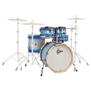 Gretsch Blue Silver Duco shell set Catalina Birch Limited